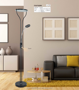China led lighting hanging lamp stand mother and son floor lamp