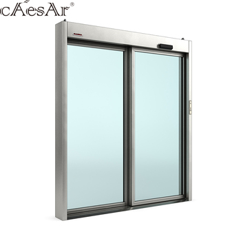 Caesar Es200 Single Leaf And Double Leaves Interior Exterior Glass Automatic Doors View Single Automatic Door Sale Sliding Caesar Product Details From Guangzhou Caesar Door Control Co Ltd On Alibaba Com