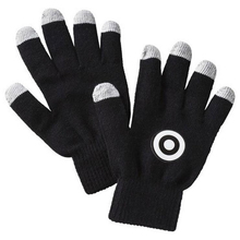 Colorful Soft Smart Cheap Unisex Capacitive Touch Gloves