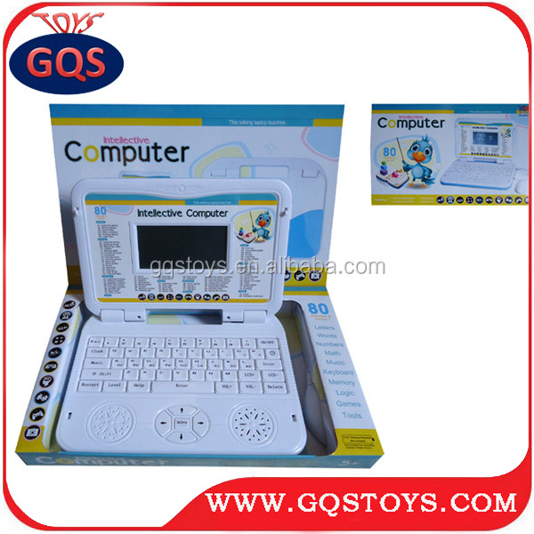 China factory toys kids learning language toy intellective computer