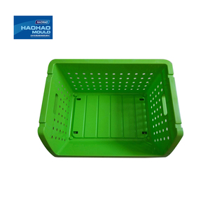 Green High-Strength Multi-Functional Plastic Basket Mould