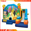 Bubble Guppies inflatable Combo, inflatable bounce house, inflatable slide