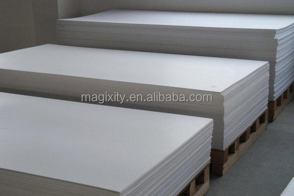 Plastic Pvc Foam Sheet 5mm Pvc Foam Sheet Board 4x8 Pvc