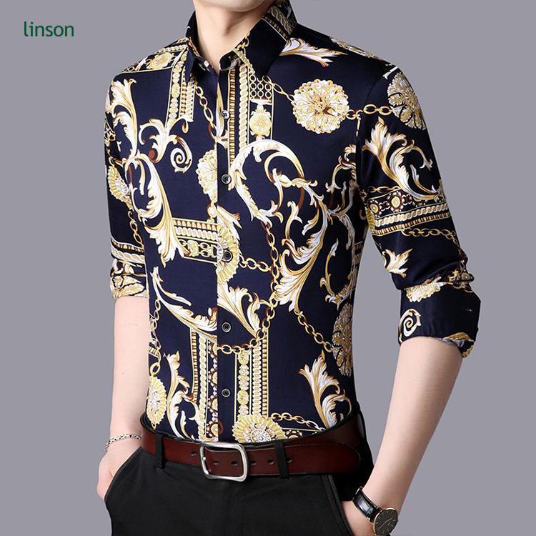 camisas de seda hombre bogota