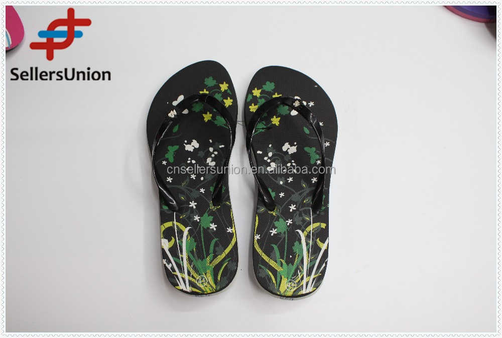 No.1 yiwu exporting commission agent wanted Comfortable Women's flip flop
