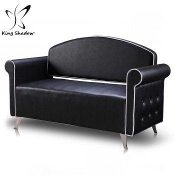 Salon Furniture Waiting Sofa Modern For Reception Leisure