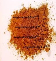 15 Grams Matte Orange Oxide Powder Pigment for Mineral Cosmetic Makeup and Soap Making Colorants 15g