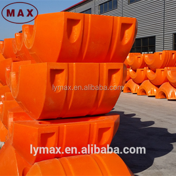 Supply sand pumping vessel used plastic floats pipe floats