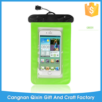 Buy Wholesale From China swimming diving transparent pvc phone water proof bags
