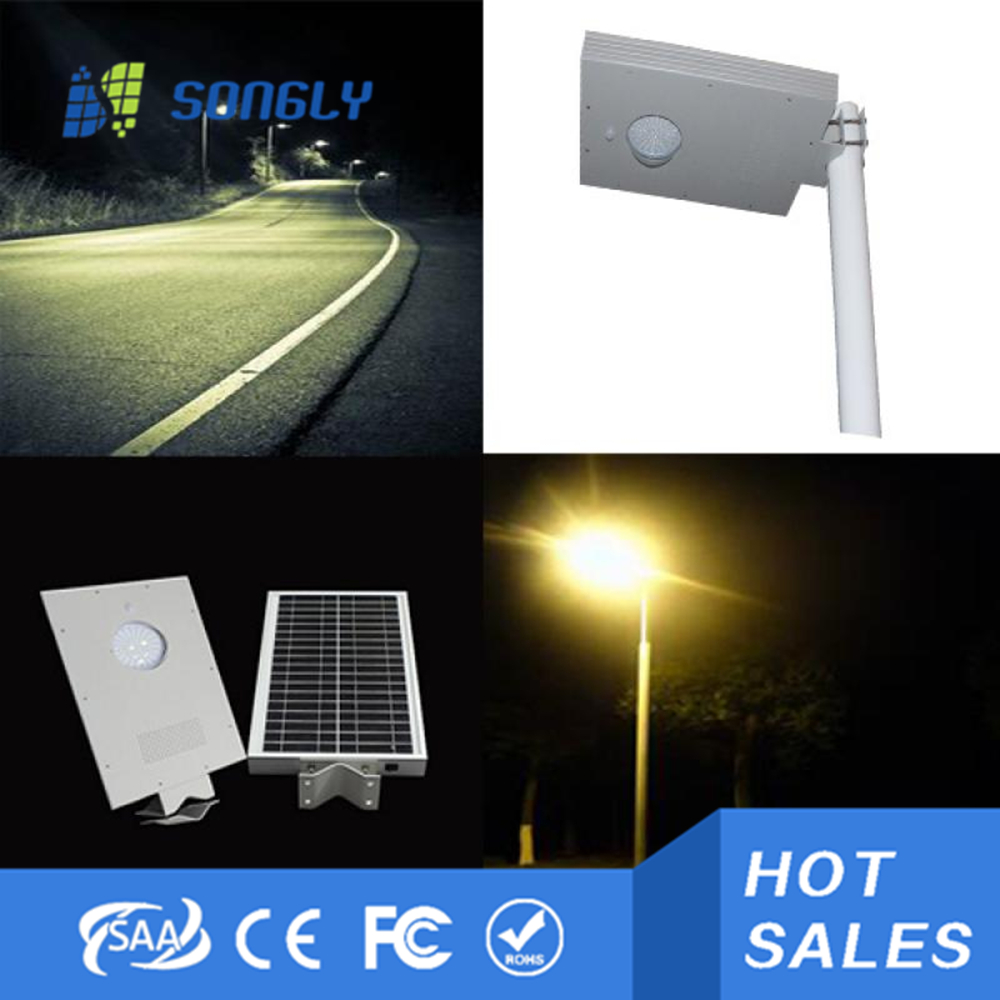 Highway Solar Power 100w Solar Street Light Outdoor Ip65 ...