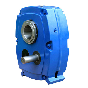 ZJY shaft assembly cylindrical helical spur gear reducer