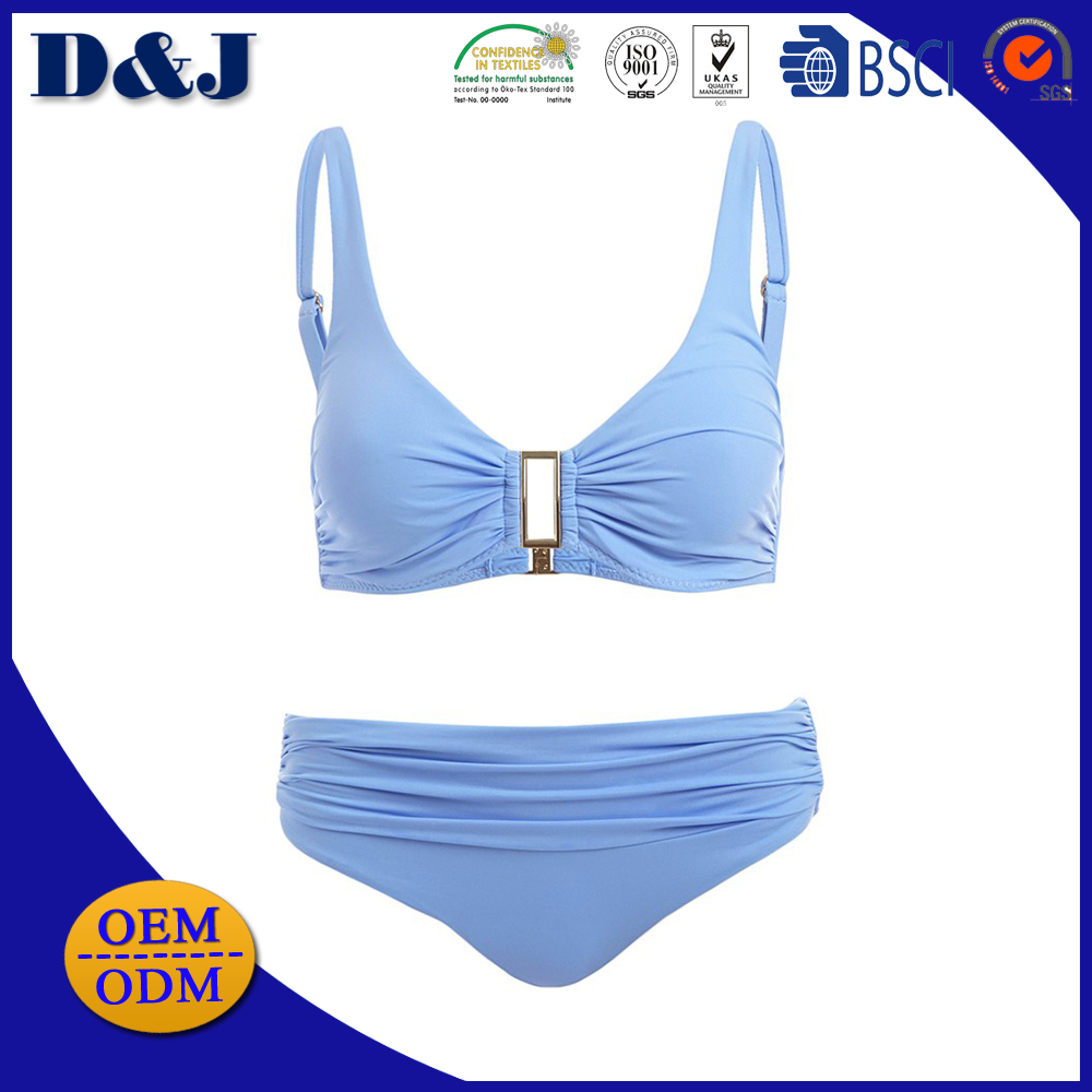 Wholesale Manufacturers Full Open Sexy Bikini Swimwear Collection from China for Women Ladies Girls