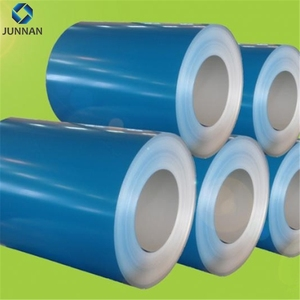 Prepainted GI PPGI GL PPGL CRC HRC cold rolled steel coil coated corrugated