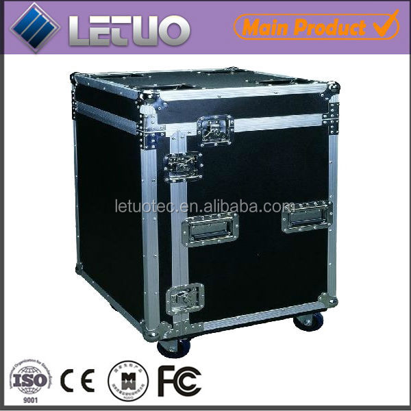 Tool Case Road Case Hardware Tool Box Wheeled Cable Aluminum Flight Case