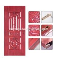 New design steel garage entry doors sliding barn door sliding wood barn door hardware kit with great price
