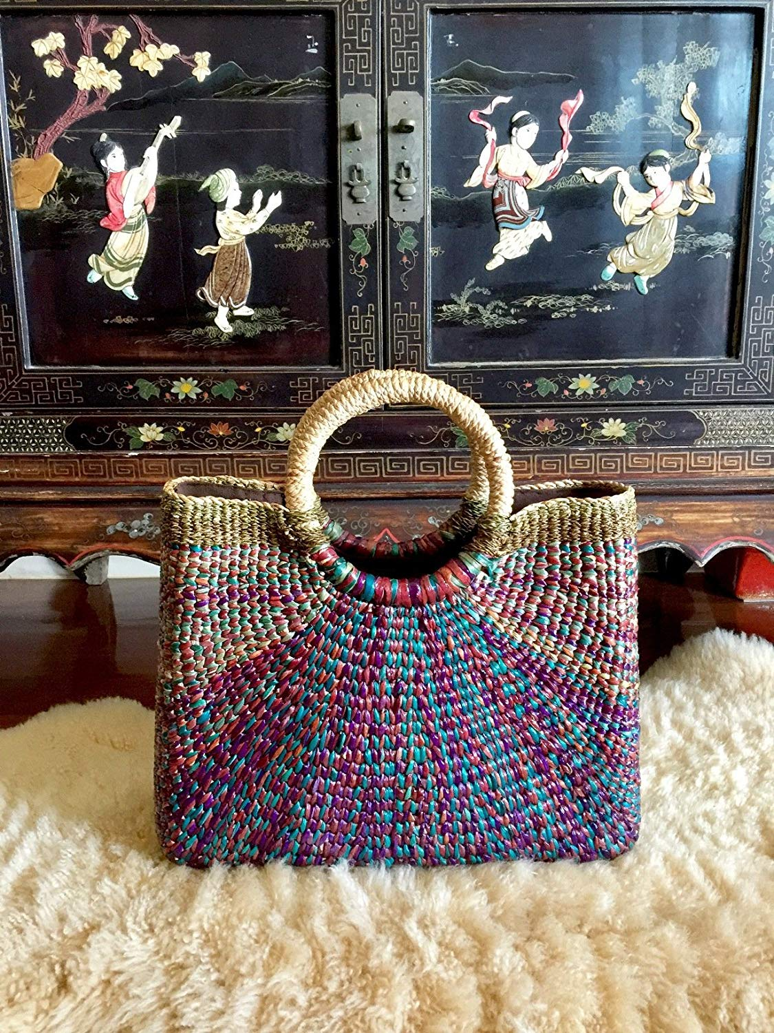 Cheap Nature Straw Bags With Crochet Find Nature Straw Bags With