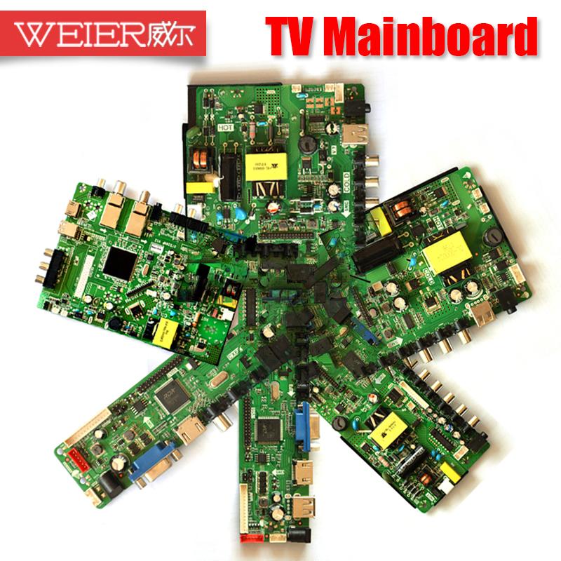 TV Main Board Smart Universal LCD LED TV Mainboard
