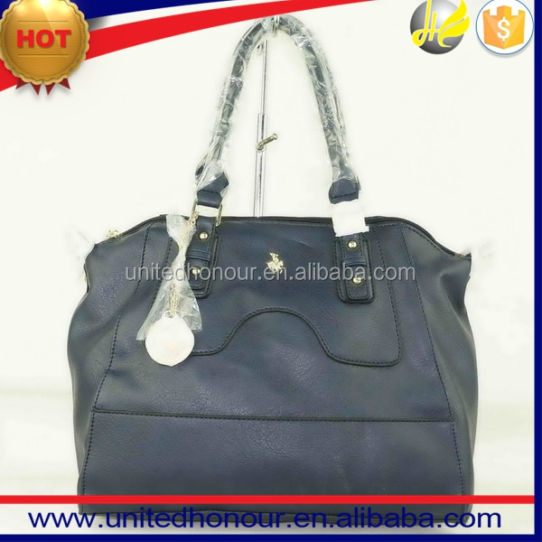 Good quality competitive price discount PU leather handbags for woman 2015