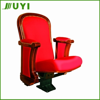 Jy918 Cheap Cinema With Writing Tablet Cinema Seating Leather