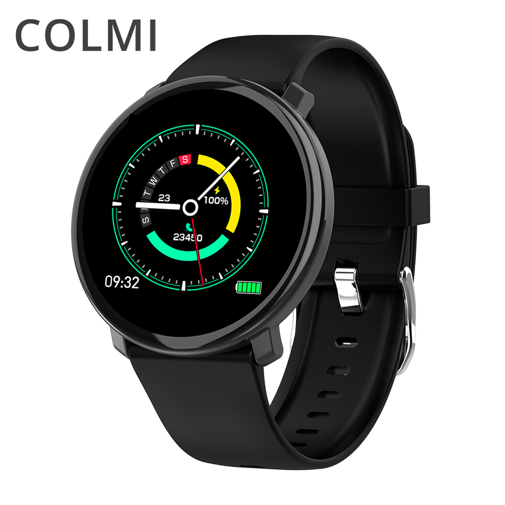 COLMI Smart Uhr M31 Full Screen Touch IP67 Wasserdicht Mehrere Sport Modus DIY Smart Uhr Gesicht für Android & IOS