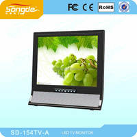 15'' Hd Interface Type And Desktop Application Best Lcd Computer Monitor