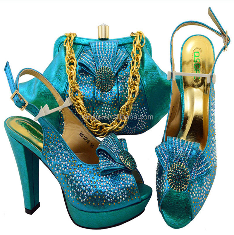 shoes and quality Nigeria set bag African and High shoes party shoes set style Italian women bag vndTxwIq
