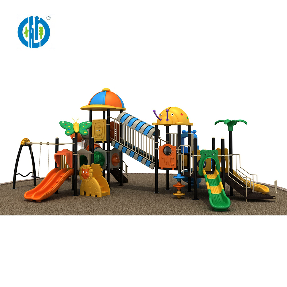Awesome toddler Jungle Gym with Slide