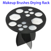 14 Holes Makeup Brush Stand, Acrylic Makeup Brush Dryer Drying Rack Holder