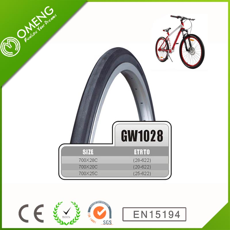 Fashion Wholesale High Quality Rubber Mountain Bike Nylon Bike Tyre