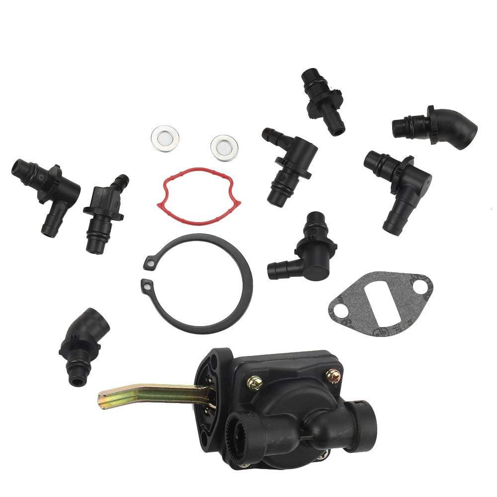 Savior 52 559 01 Fuel Pump for Kohler KT17 KT19 M18 M20 MV16 MV18 MV20 Magnum Series Engine 52 559 01-S 52 559 02 52 559 03-S