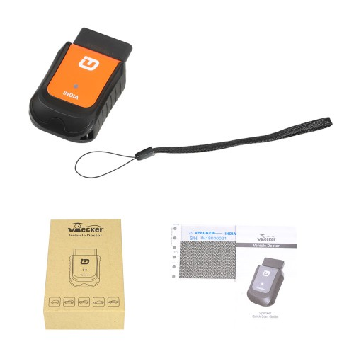 Scanner Engine Light Clear Wireless OBD2 Code Reader for Suzuki Baleno