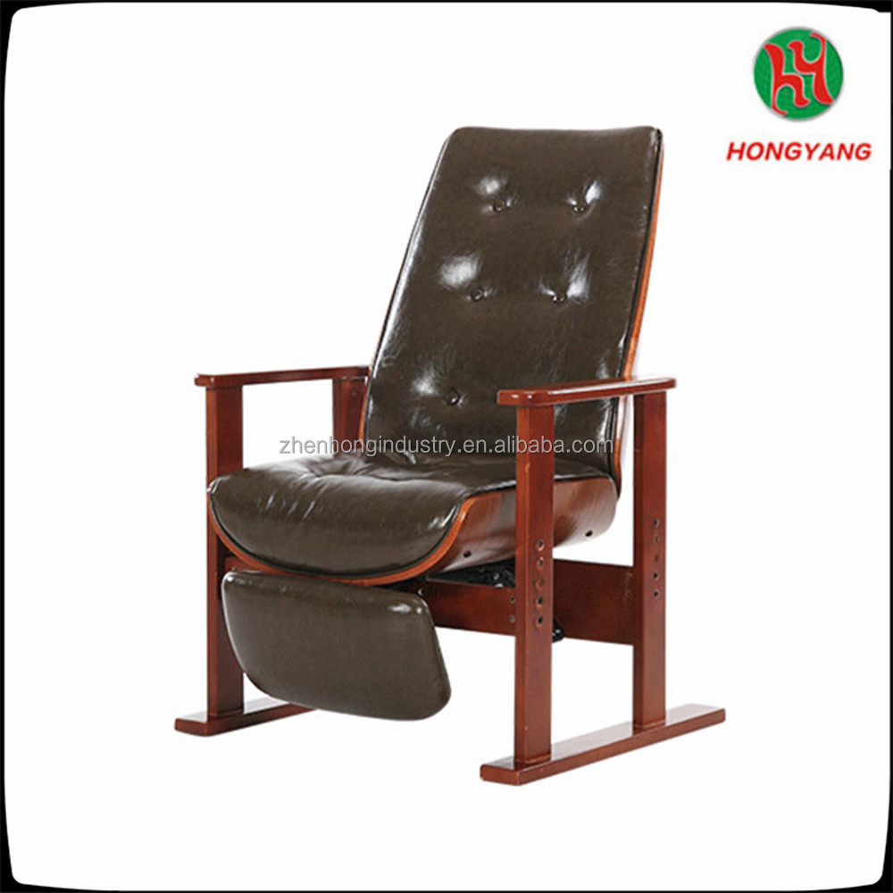 Wood Recliner Chair, Wood Recliner Chair Suppliers And Manufacturers At  Alibaba.com