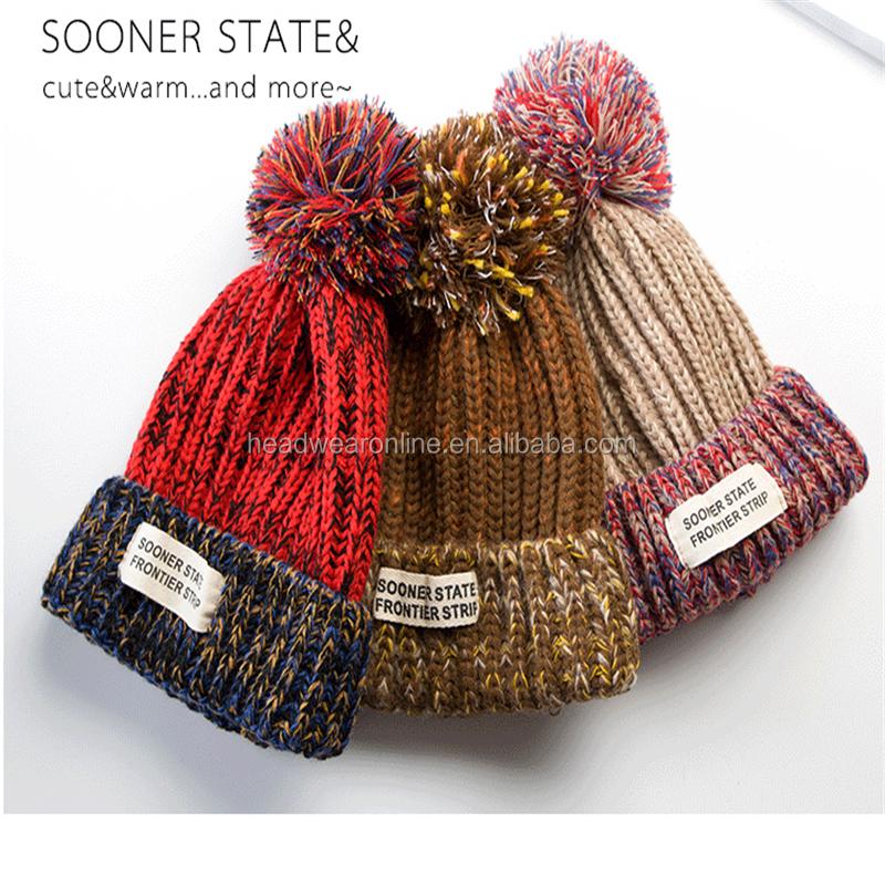 12f7db3b399 China Knitted Earmuffs Hat