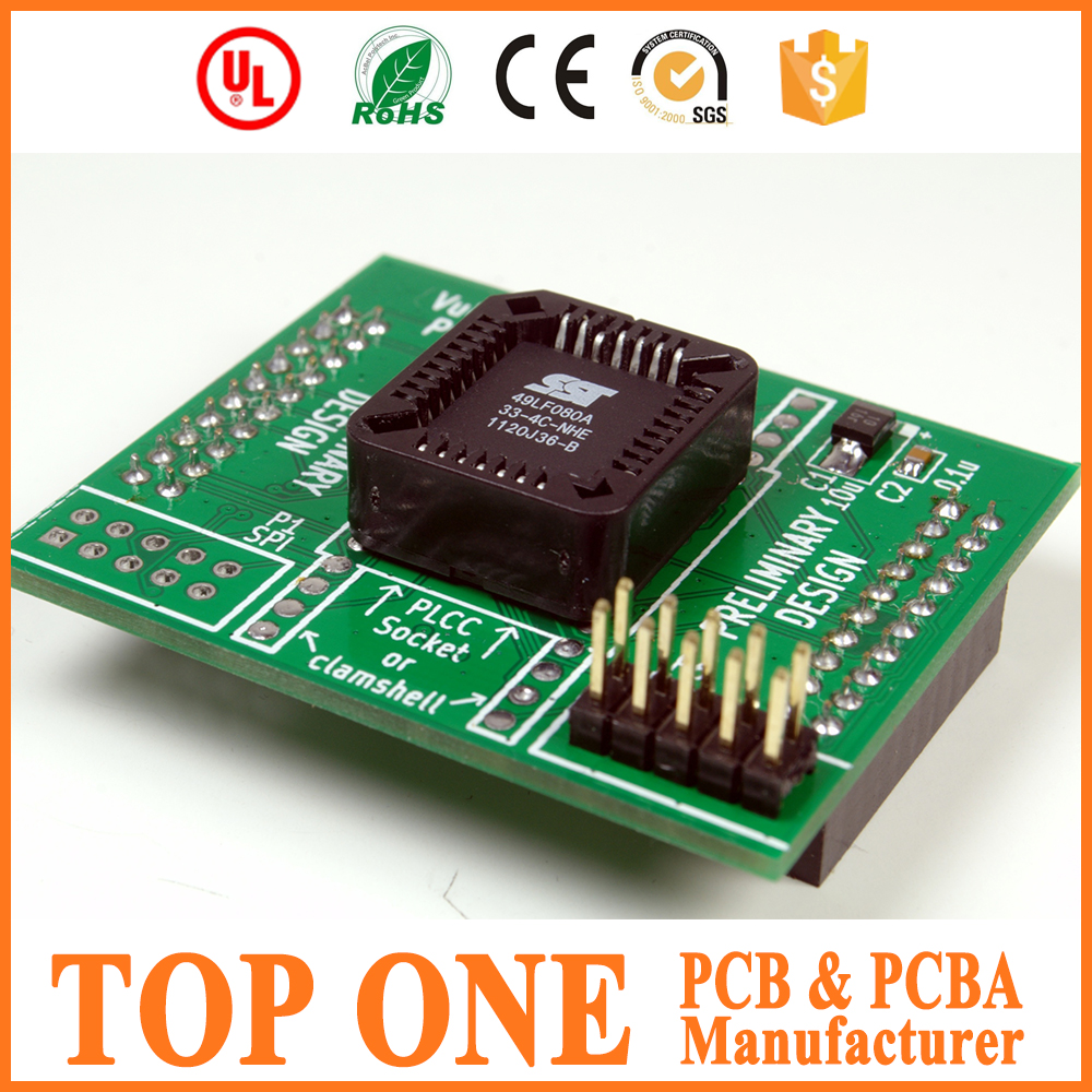 94v0 Bare Pcb Rohs Printed Circuit Board Full Assemble Pcba Buy Manufacturer From China Pcba94v0 Pcbprinted Product On