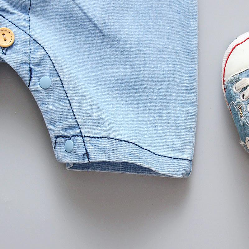 2020 hot sale new baby jumpsuit short sleeve newborn baby cotton romper