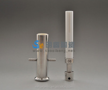 Safety And Stability Zirconia Ceramic Pump Liner For Food And Beverage Industry