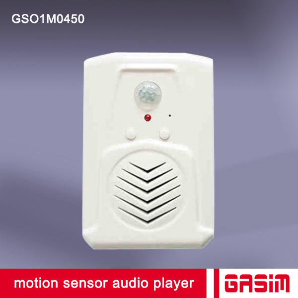 Advert Motion Sensor Video Player