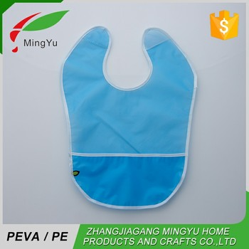 Direct Buy China Disposable Style Baby Bib Waterproof