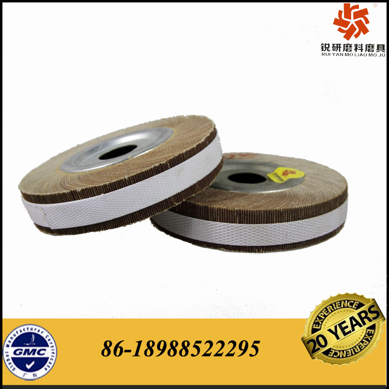 Polishing Emery Wheels for Stainless Steel Tube Mills