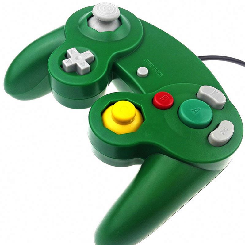 Game Accessories Joystick For Nintendo Ngc Gamecube Gamepad Console Pc Mac