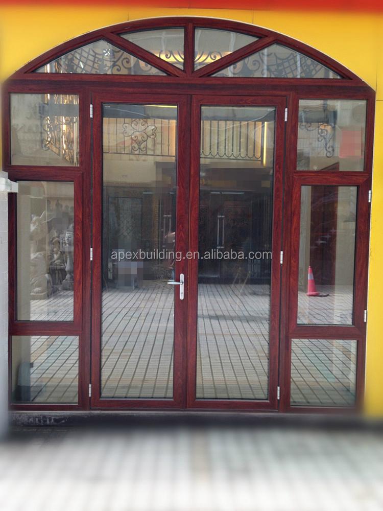 dise o del arco de aluminio casement window sliding door