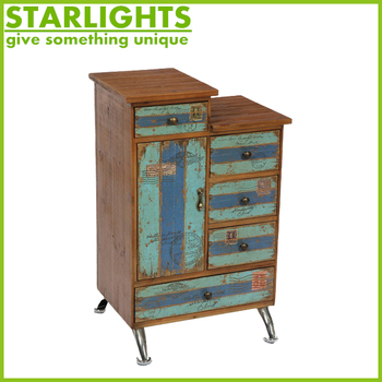 Best Selling Antique Wooden Commode Cabinet