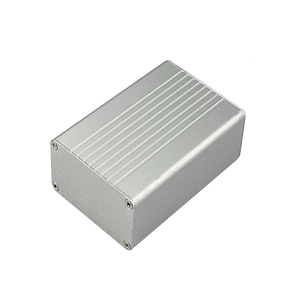 Electronic Device Aluminum Junction Box with Heat Sink Design for PCB Prototype