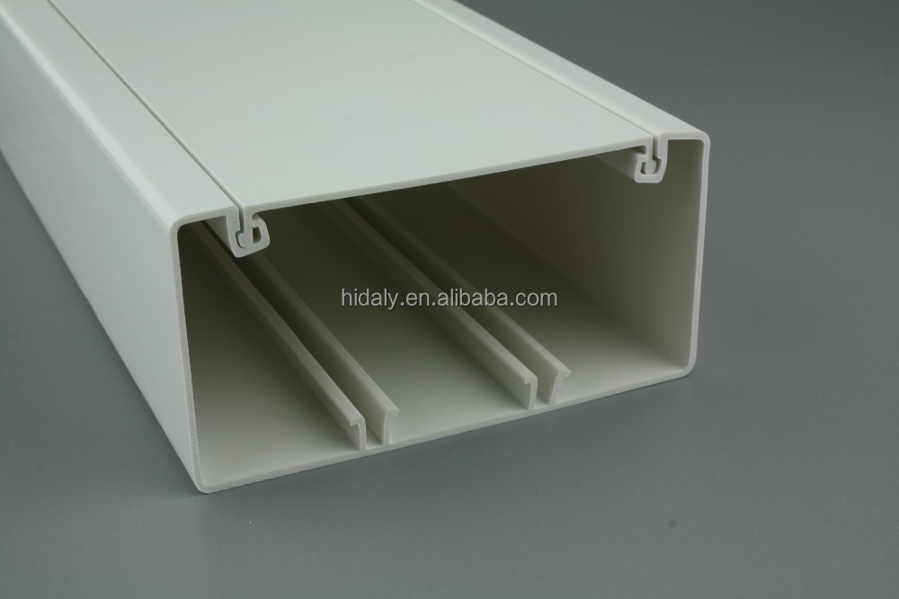 Compartment electrical wire channel cable trunking price