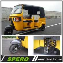 Bajaj tricycle, 150cc/175cc/200cc/250cc Taxi moto, <span class=keywords><strong>CNG</strong></span> bajaj style tricycle/pousse-pousse automatique prix en inde