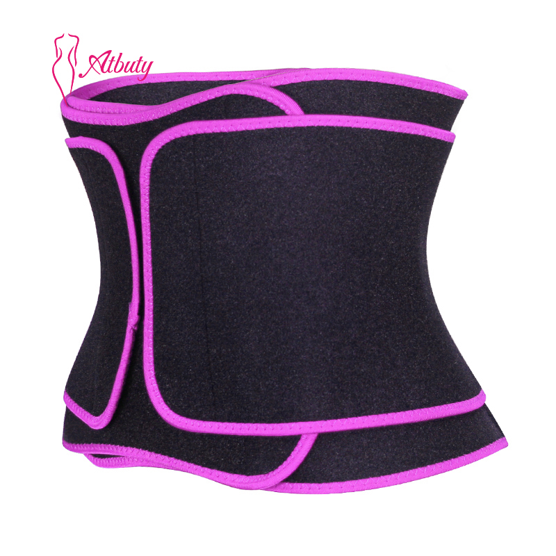 Adjustable Fajas Waist Trainer Power Belt Women Neoprene Trimmer фото