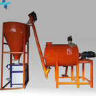 Small Dry Premixed Mortar Mixing Plant Production Line Machinery