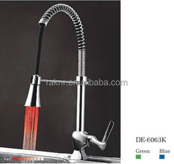 China Kitchen Faucet With Three Colors Led Lights - Buy China Led Kitchen  Faucet,China Kitchen Faucet With Three Colors Led,China Kitchen Faucet With  ...