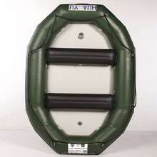 2 person self bailing inflatable rafting boats