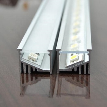 50set 2m Tea cup Aluminum led strip profile with heat sink, Aluminum led channels with heat sink for 13mm led strip SDW095